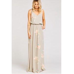 NWT Show Me Your Mumu Kendall Maxi Dress Medium